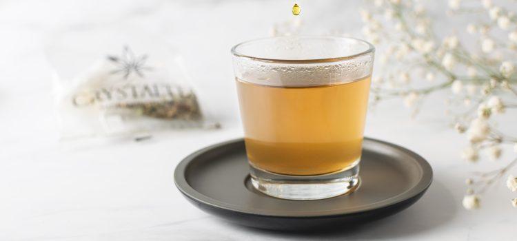 Les bienfaits du thé à base de CBD