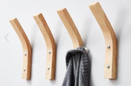 Quel style choisir pour un porte manteau mural en bois ?