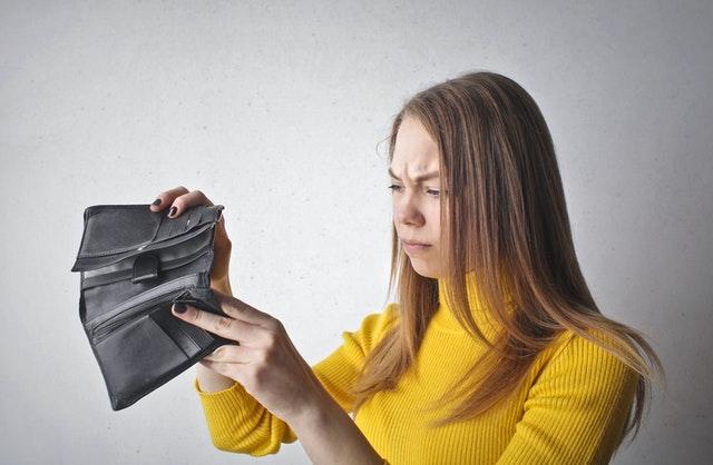 portefeuille cuir pour femme active